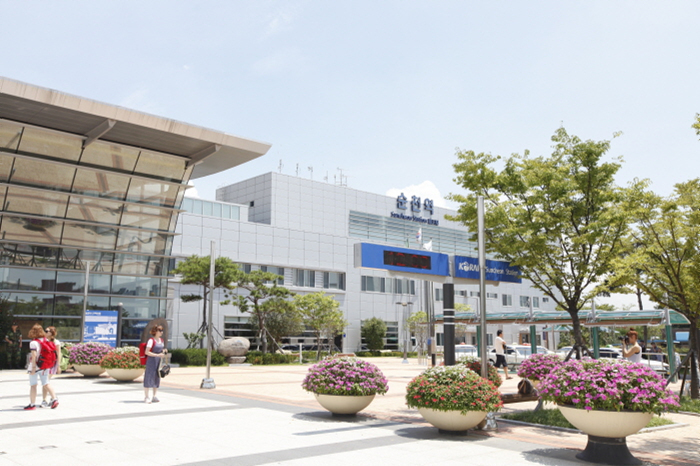 Suncheon Station (순천역)