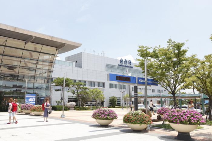 Станция Сунчхон (순천역)