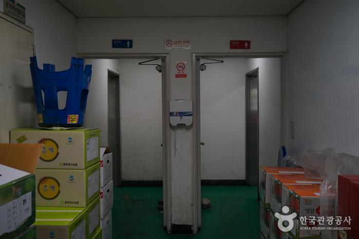 인천 삼산농산물도매시장