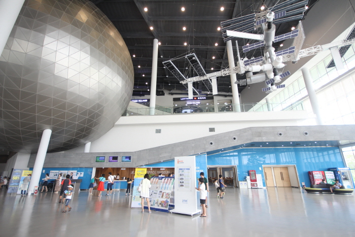 済州航空宇宙博物館(제주항공우주박물관)