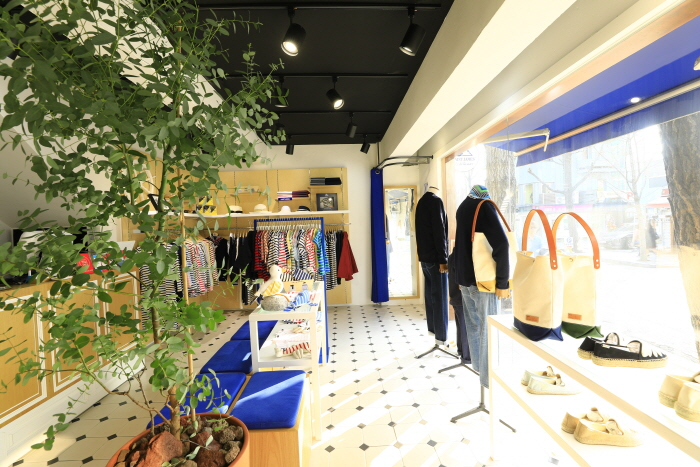 Saint James Boutique Samcheong (SAINT JAMES BOUTIQUE SAMCHEONG) [Korea Quality]