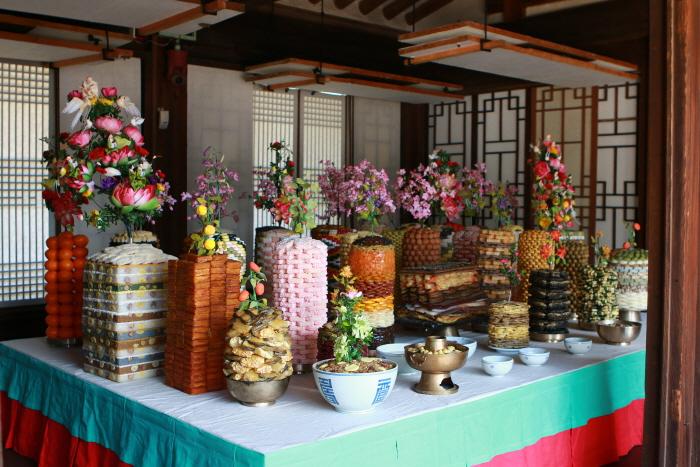 궁중과 사대부가의 전통음식축제 2018
