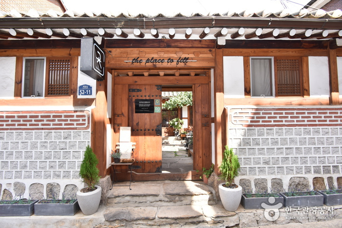The Place Seoul (traditional Korean-style guesthouse) [Korea Quality] / 멀티스페이스 곳 [한국관광 품질인증]