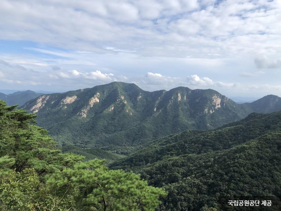 Gyeryongsan National Park (계룡산국립공원)