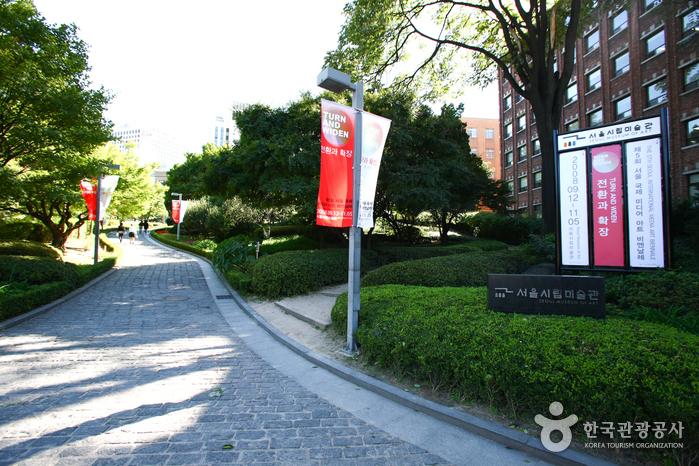 Сеульская художественная галерея (서울시립미술관)3