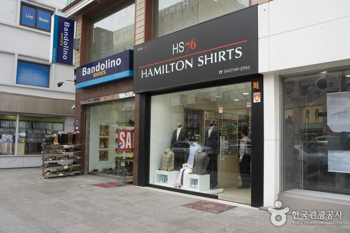 ハミルトンシャツ(해밀턴셔츠)