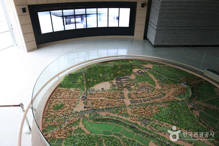 Музей крепости Хвасон в Сувоне (수원화성박물관)67