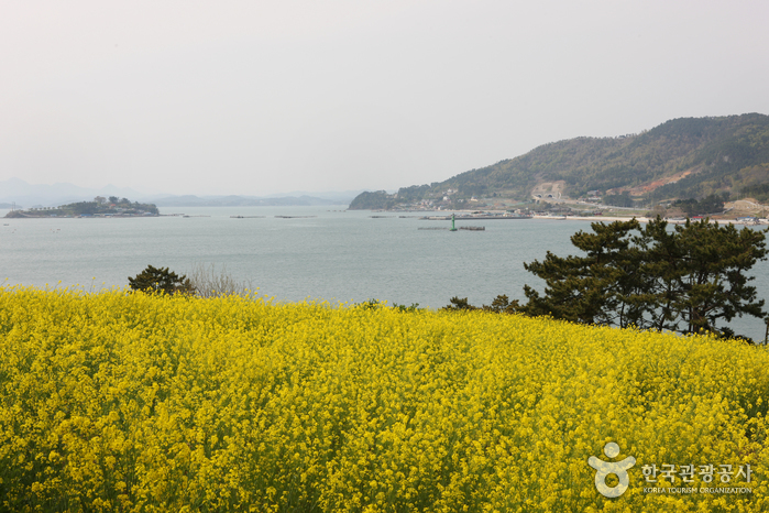 Hallyeohaesang National Park (Namhae) (한려해상국립공원-남해)