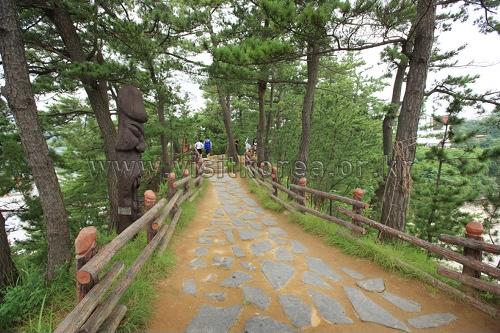 三陟 海神堂公園(삼척 해신당공원)