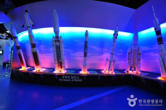 Oktokki Space Center (옥토끼우주센터)