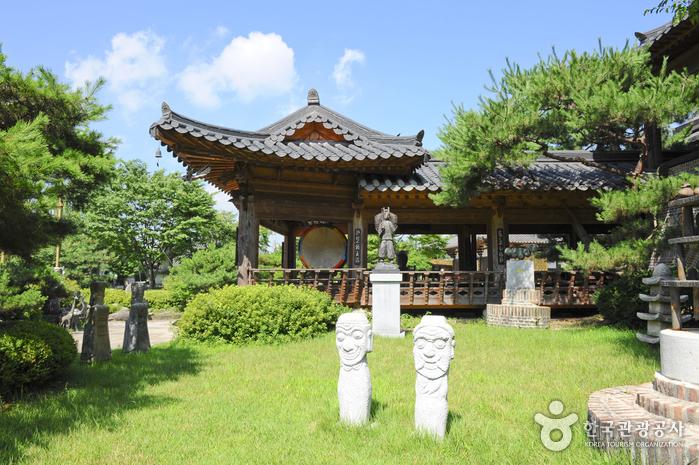 Музей буддийского искусства Мога (목아박물관)10