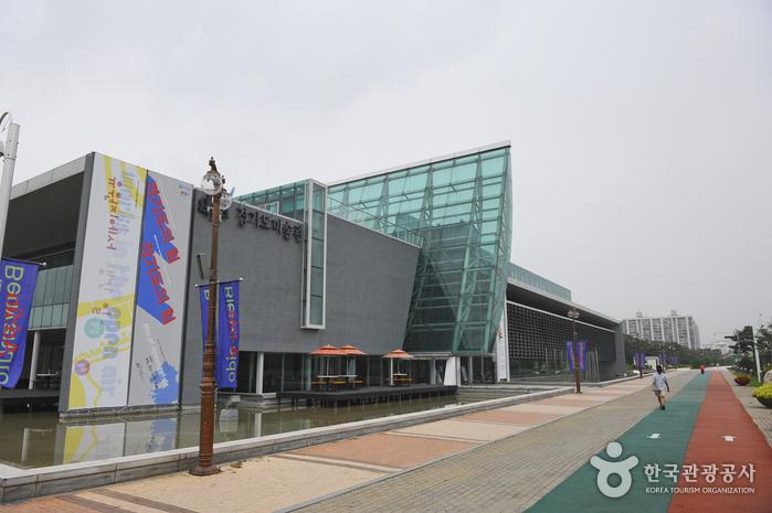 Музей современного искусства Кёнги (경기도미술관)5