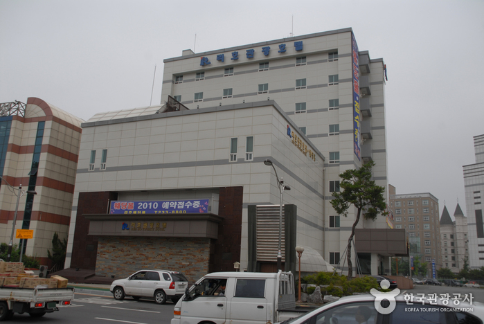 Ree Ho Tourist Hotel (리호 관광호텔)