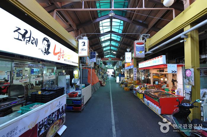 Nambu-Markt in Jeonju (전주 남부시장)