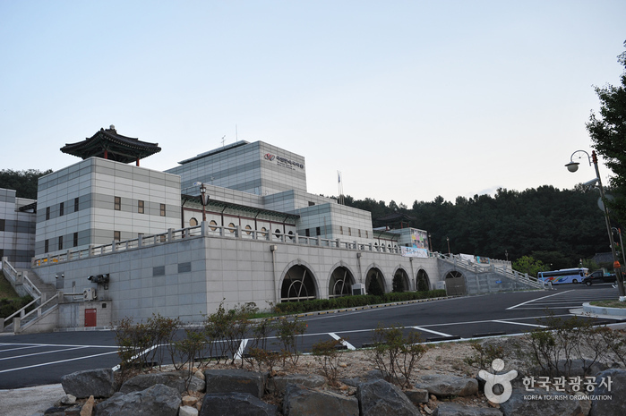 Namwon National Gugak Center (국립민속국악원)
