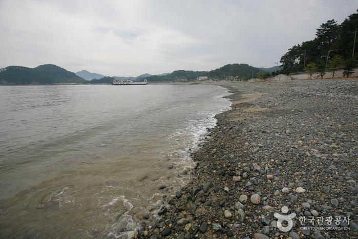 농소몽돌해변
