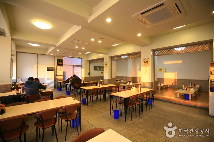 옥천냉면황해식당