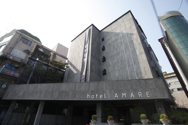 Hotel Amare - Goodstay (호텔아마레)