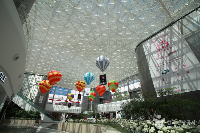 COEX, Convention and Exhibition Center (코엑스, 한국종합무역센터)