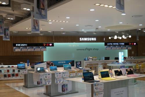 サムスンモバイルストア(コエックス店)(삼성모바일스토어 코엑스점)