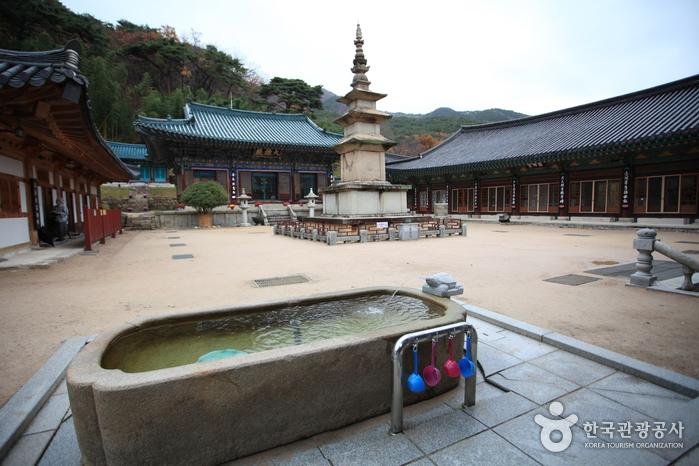 Tempel Ulsan Seongnamsa (석남사(울산))