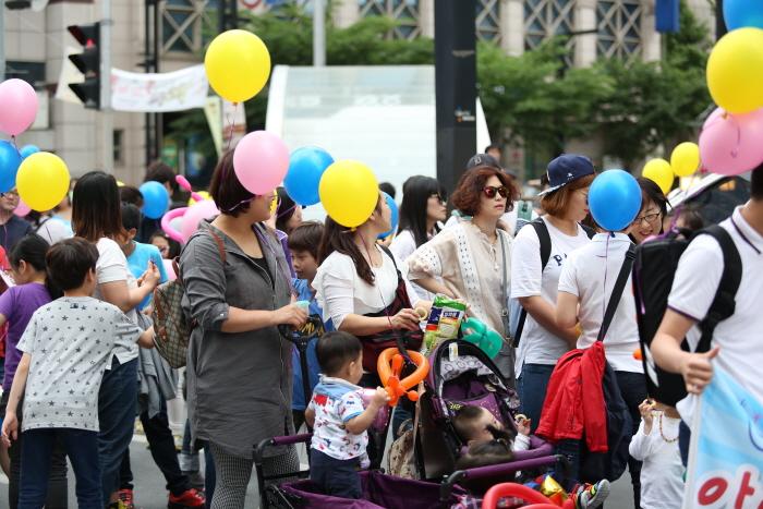 Разноцветный фестиваль в Тэгу (컬러풀대구페스티벌)2