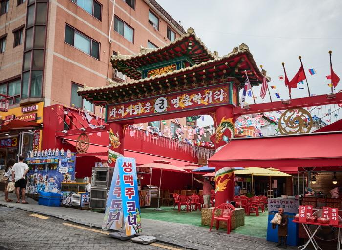 仁川中國城(인천 차이나타운)50