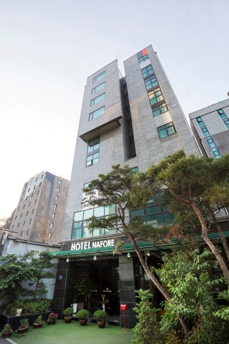 ナフォーレホテル[韓国観光品質認証](나포레호텔[한국관광품질인증/Korea Quality])