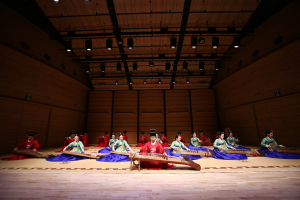 Saturday Performance of Korean Music & Dance at the National Gugak Center