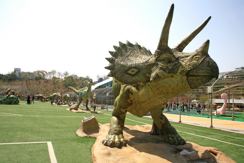 한국의 쥐라기공원에 가다, 고성 당항포 공룡테마파크 사진