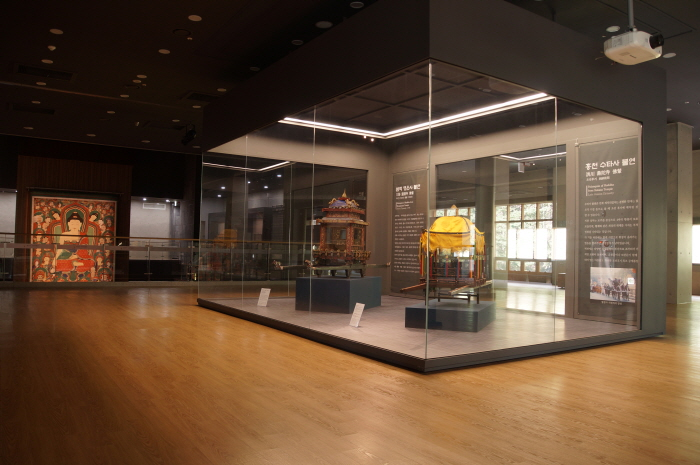 Woljeongsa Museum (월정사 성보박물관)