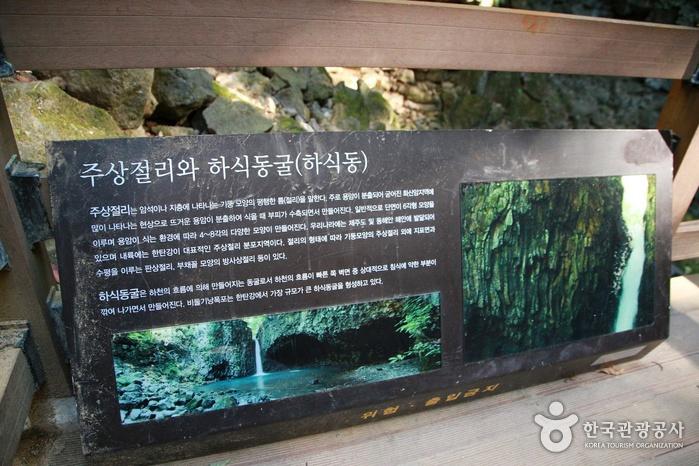 Bidulginangpokpo Falls-Hantangang River Geopark (비둘기낭폭포-한탄강 국가지질공원)
