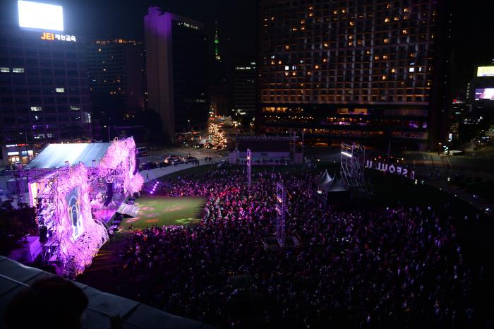 Сеульский фестиваль барабанов (서울드럼페스티벌)5