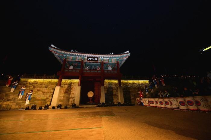 Hongseong Hero Festival (홍성 역사인물축제)
