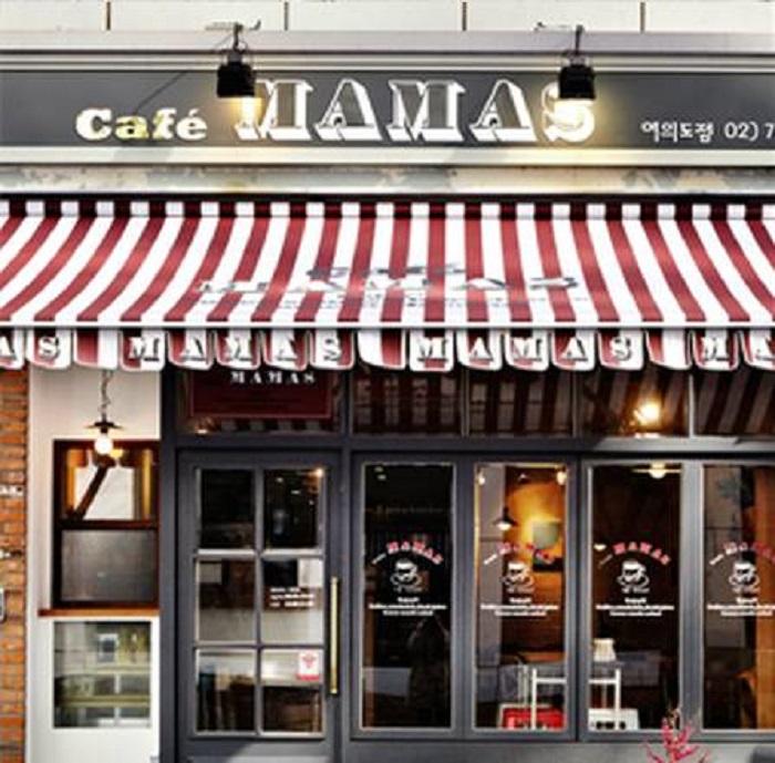CAFÉ MAMA'S - Yeoido Branch (카페마마스 여의도)