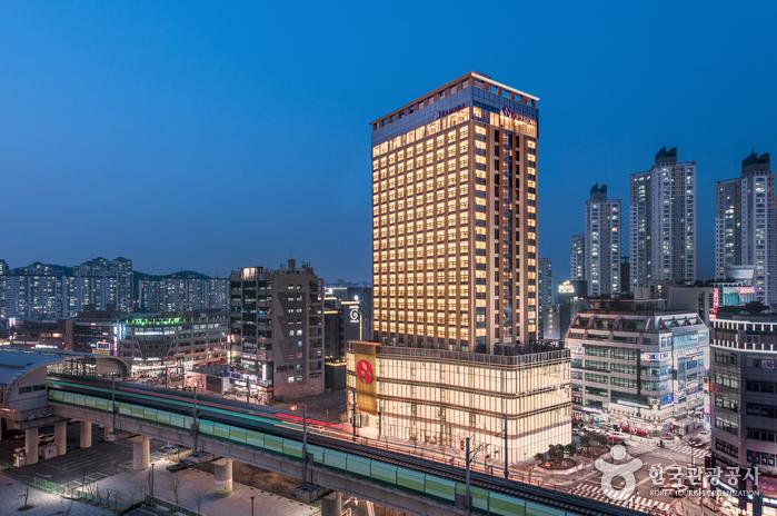 仁川华美达酒店[韩国旅游品质认证/Korea Quality](라마다인천호텔 [한국관광 품질인증/Korea Quality])