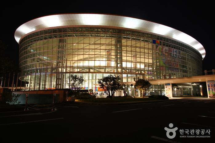 ICC (International Convention Center) Jeju (제주국제컨벤션센터)