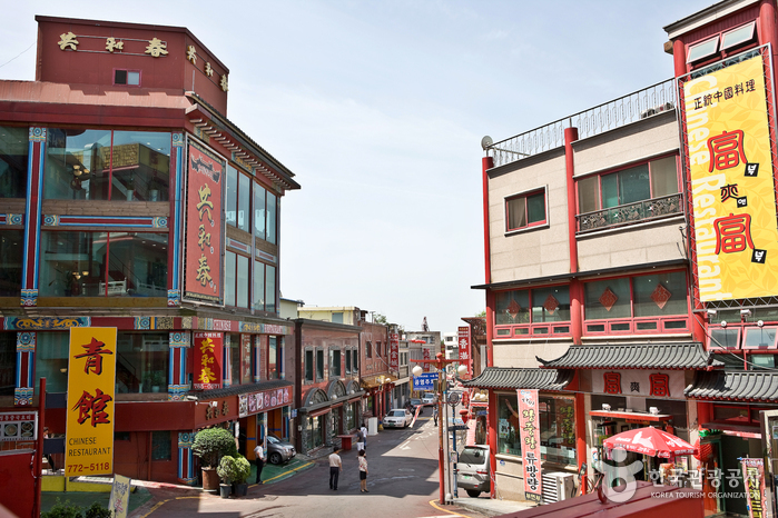 仁川中國城(인천 차이나타운)3