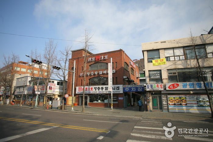 Jangchungdong Jokbal...