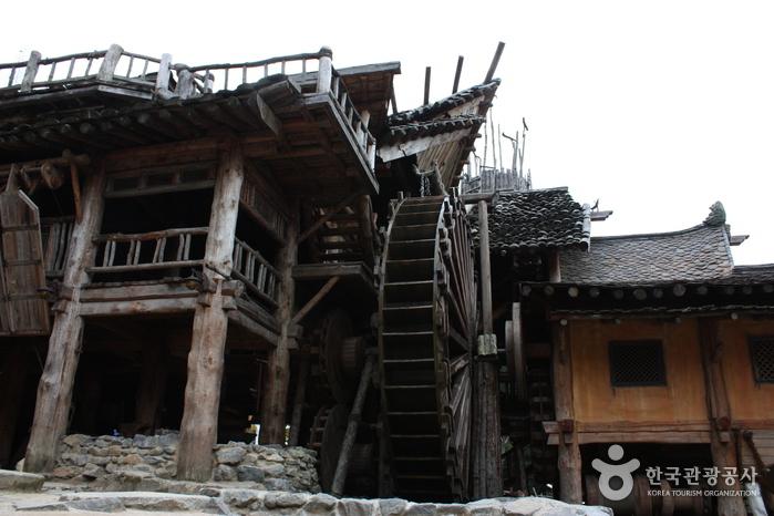 Goguryeo Blacksmith Town (고구려 대장간마을)