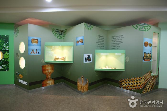 Корейский музей бамбука (한국대나무박물관)29