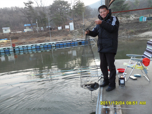 Ganghwa Hwangcheong Fishing Site (강화도 황청낚시터)