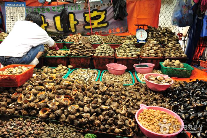 Sorae Fish Market (소래포구 종합어시장)