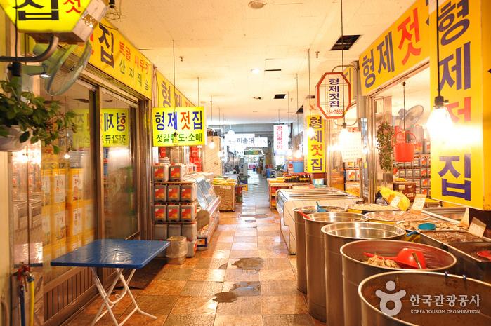 Jeonju Nambu Traditional Market (전주 남부시장)
