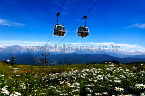 Duryunsan Cable Car ...