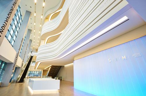 Музей инновационных технологий Самсунг (삼성이노베이션뮤지엄)5