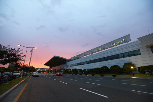Aéroport international de Daegu (대구국제공항)