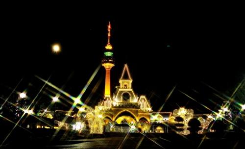 이월드 별빛축제 사진14