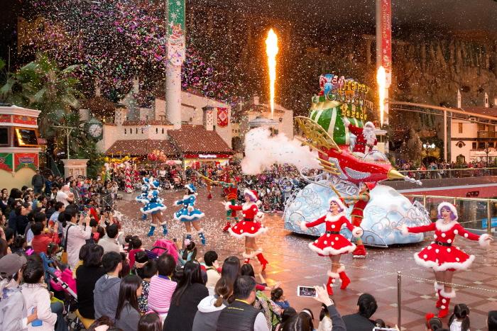 Lotte World Christmas Miracle (롯데월드 크리스마스 미라클)