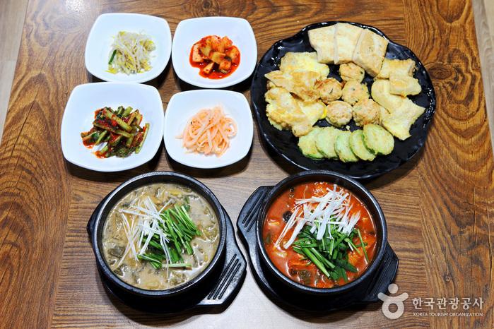 Ресторан Йонкымок (Yonggeumok, 용금옥)